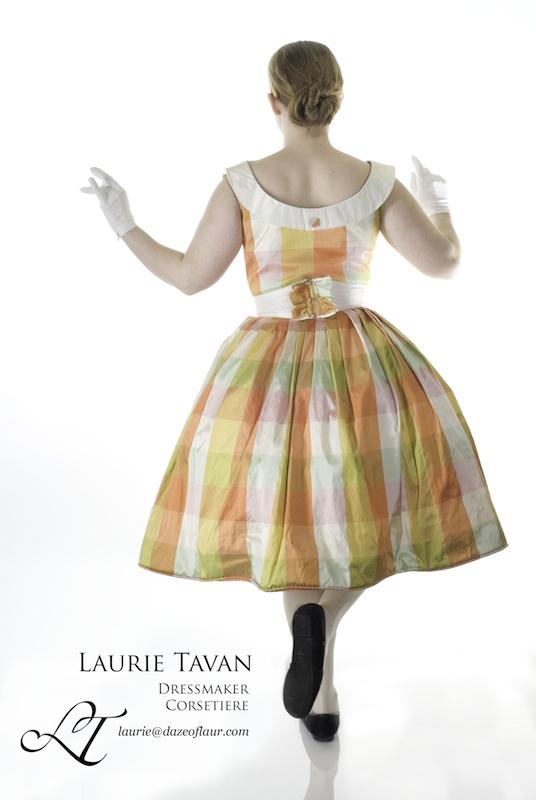 50s Dress Poster copy